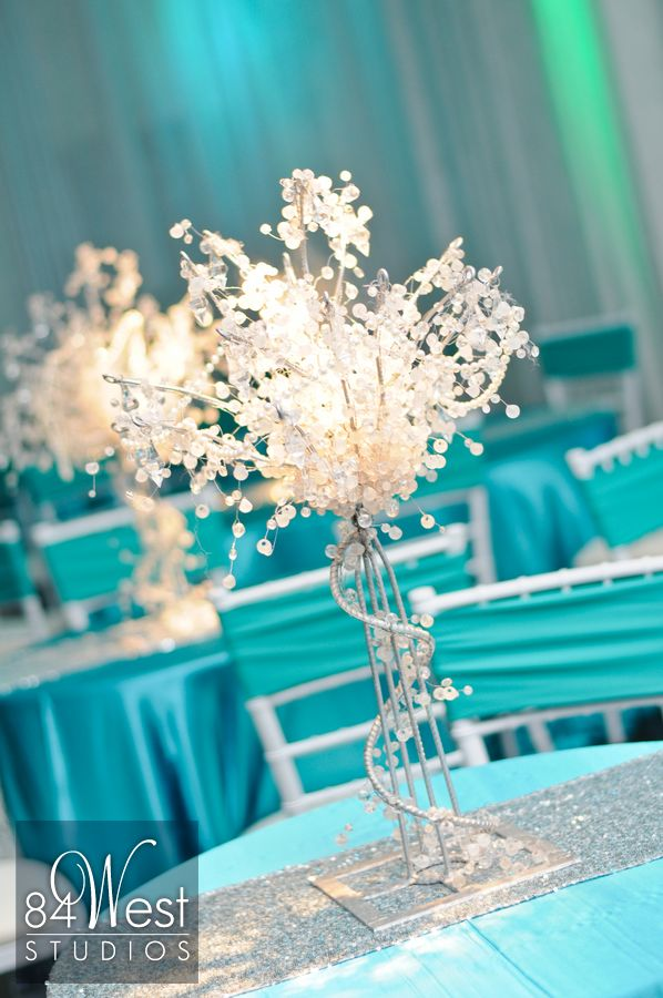 Juli S Tiffany Blue Sweet 16 At A9 Event Space A9 Event Spacea9