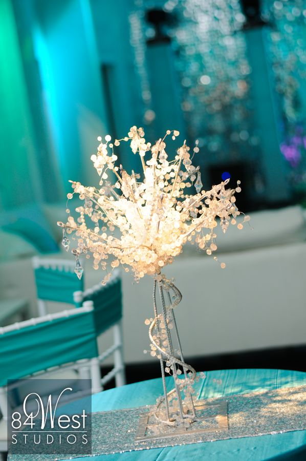 Juli S Tiffany Blue Sweet 16 At A9 Event Space A9 Event